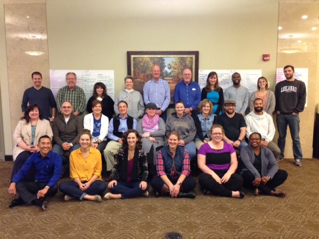 MBTI Certification Program Participants