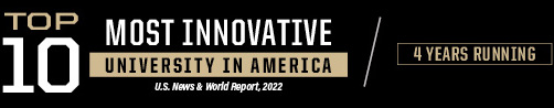 Top 10 most innovative university in America from U.s. News and Wold Report/4 years running
