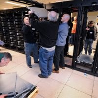building a supercomputer