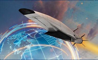 hypersonics graphic