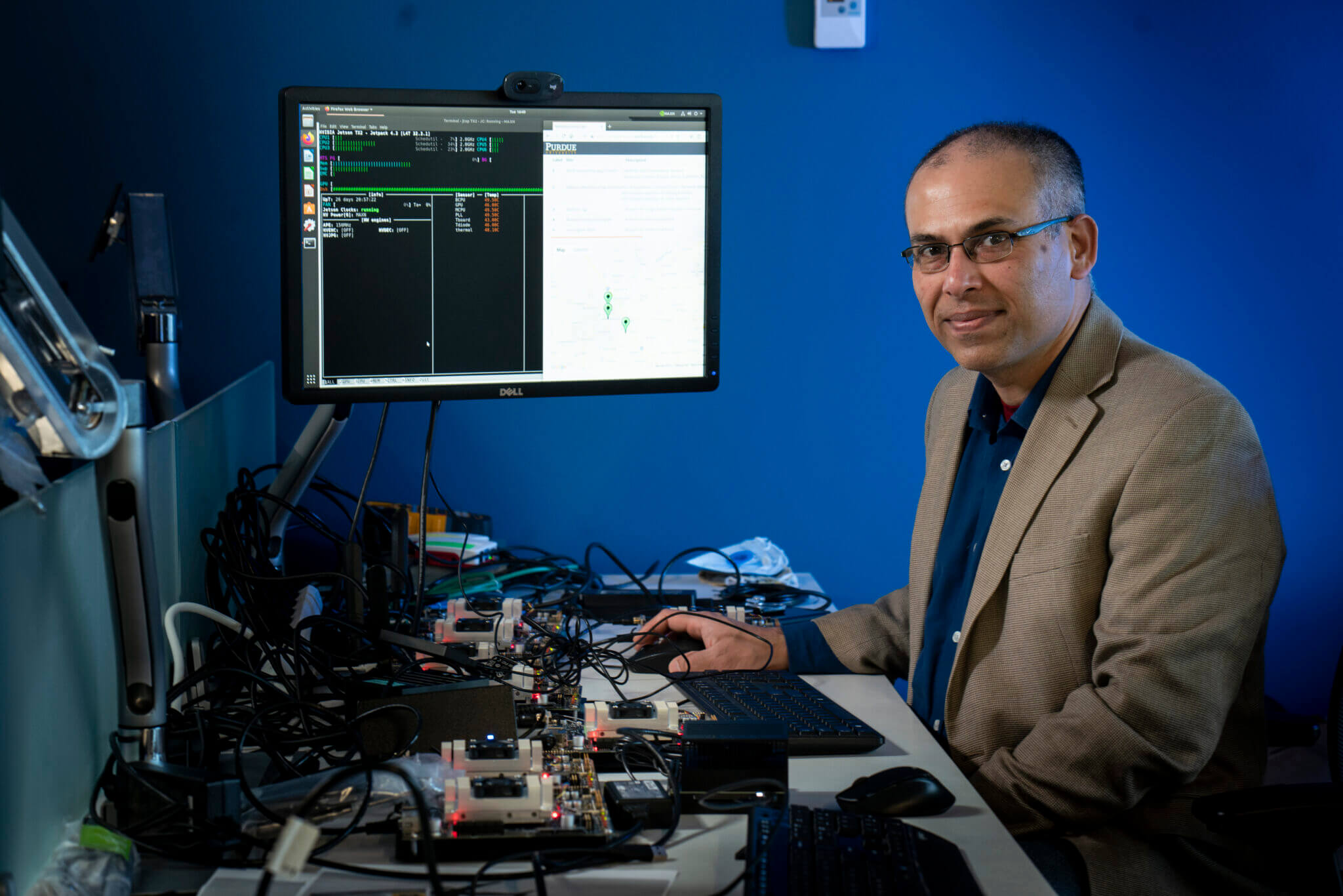 Saurabh Bagchi, Purdue University Electrical Engineering