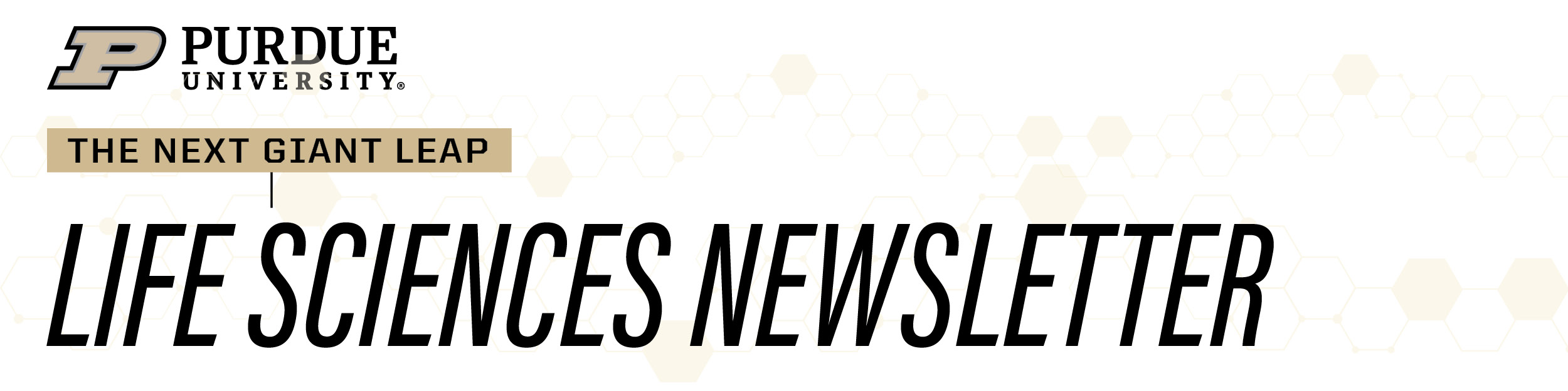 Purdue Life Sciences News