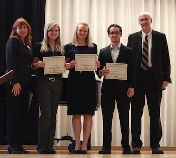 2014 CoS poster winners