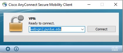 Input VPN link