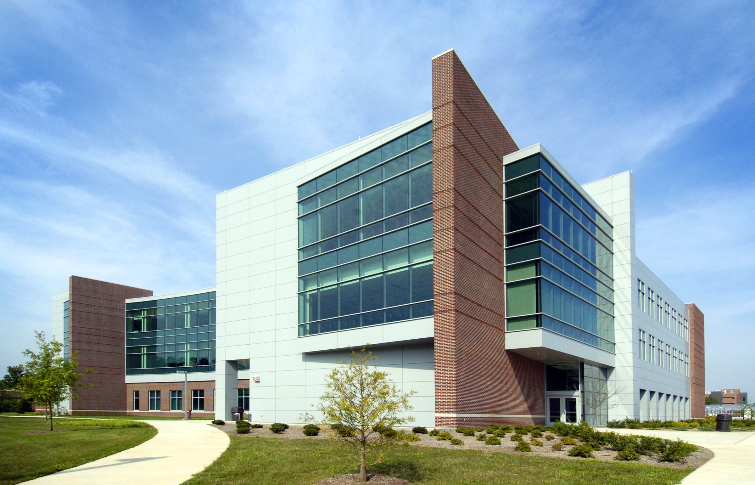 Purdue Biomedical Engineering Building
