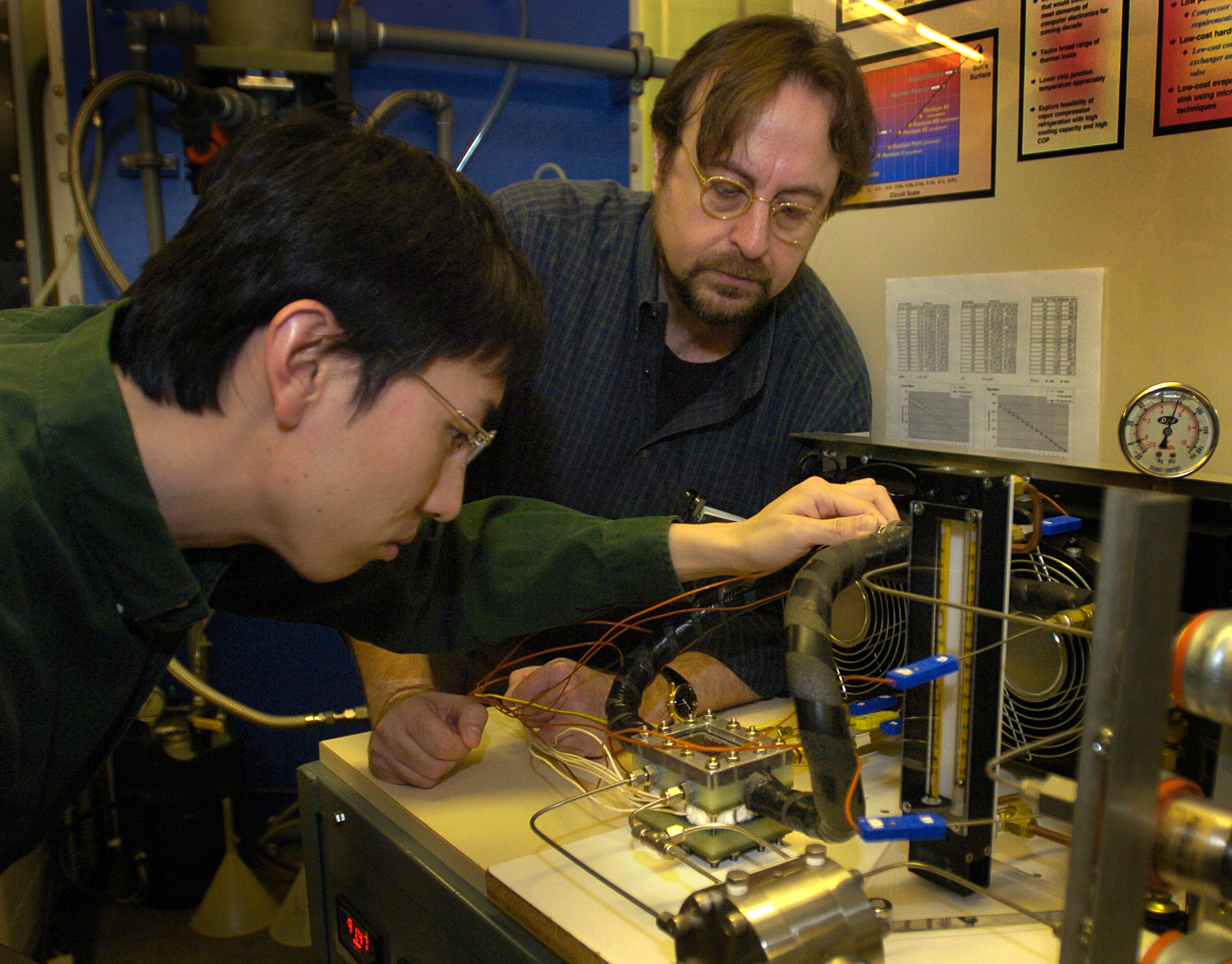 Purdue Miniature Cooling Device Will Have Military