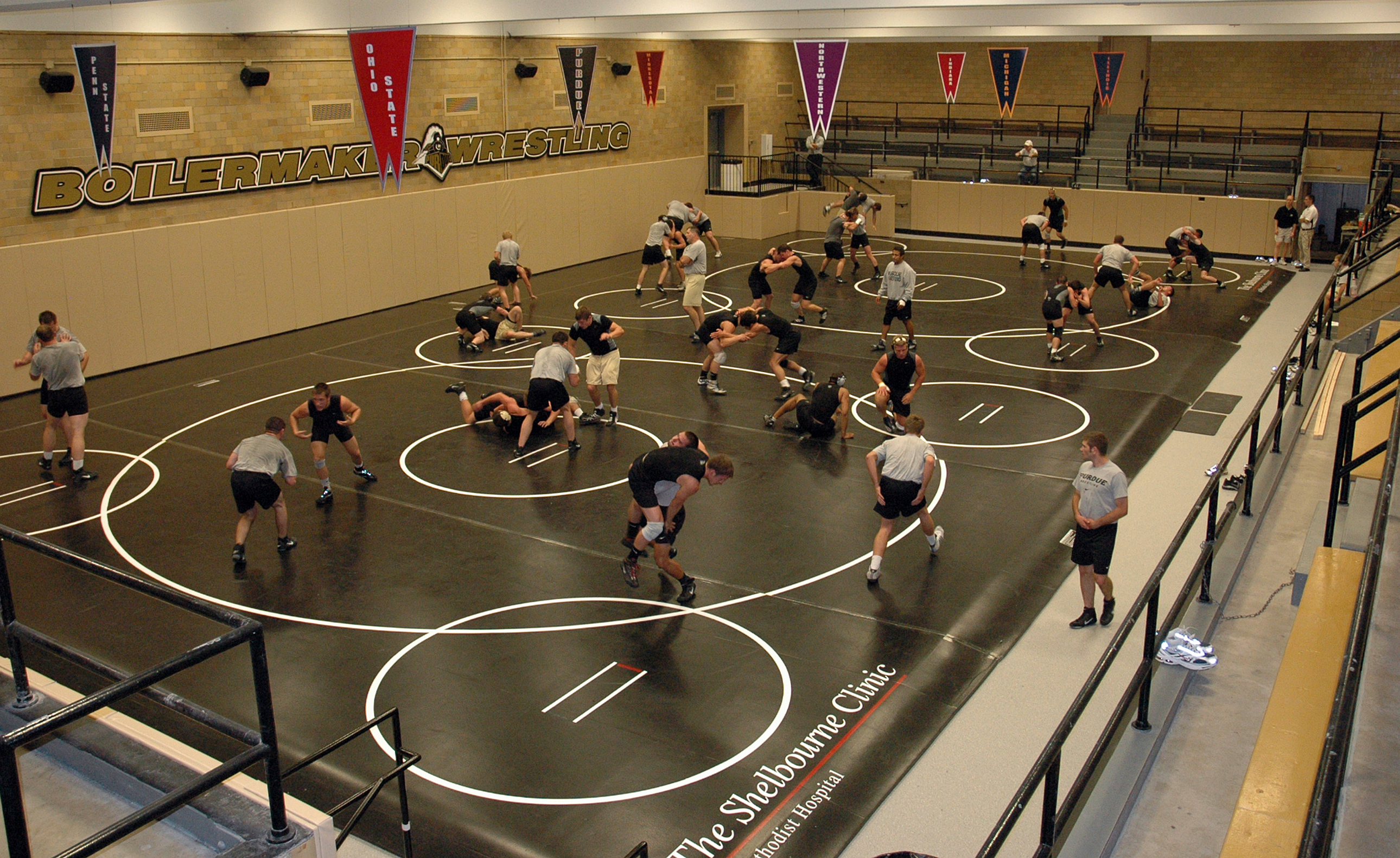 wrestling and dedication Heads are thumping and in pain in this room, it is hard to think, but easy to  wrestle in this room, you can't think of anything else: wrestling is the.