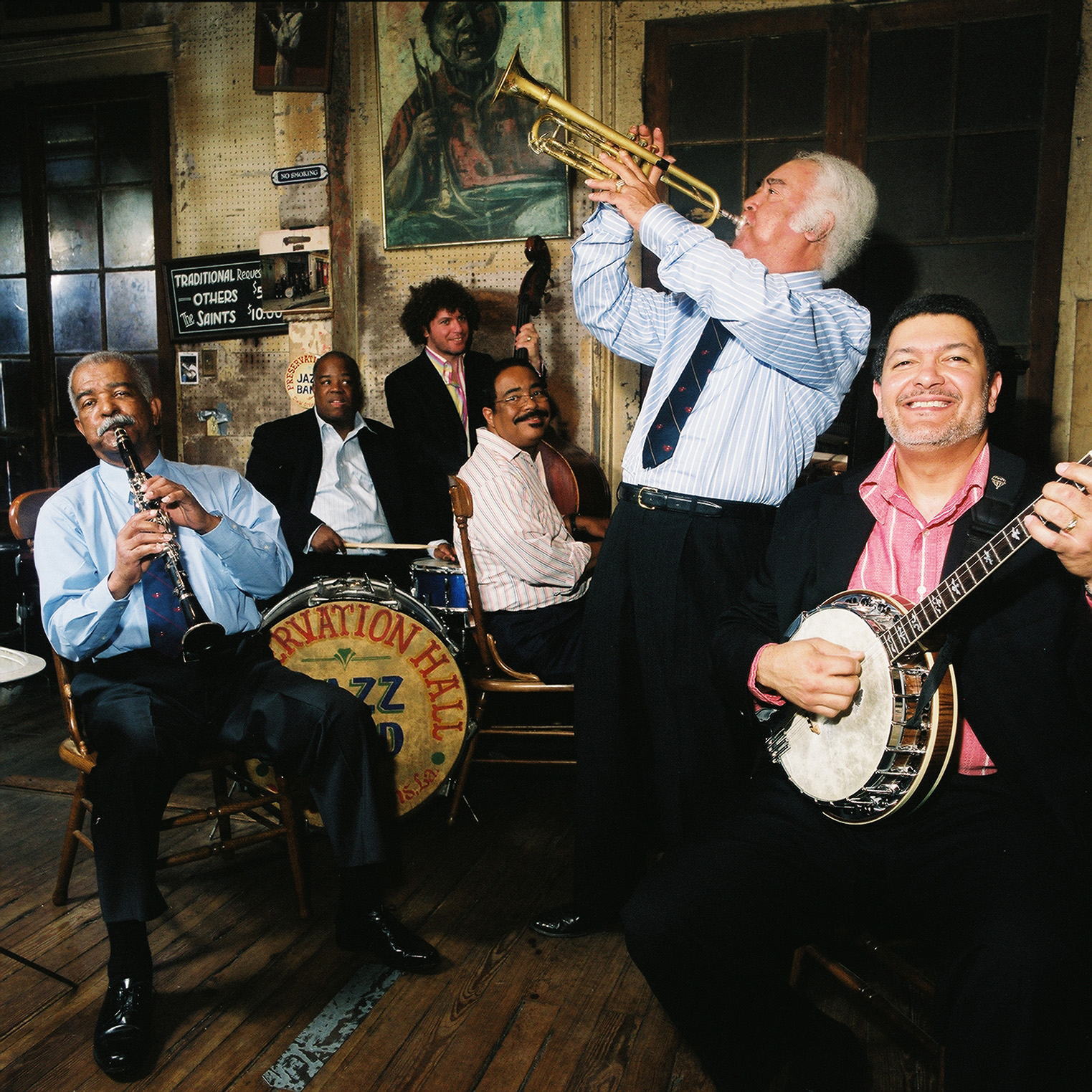 Preservation Hall - Adult/Evening Activities - 726 St Peter St, New Orleans, LA, 70116, US