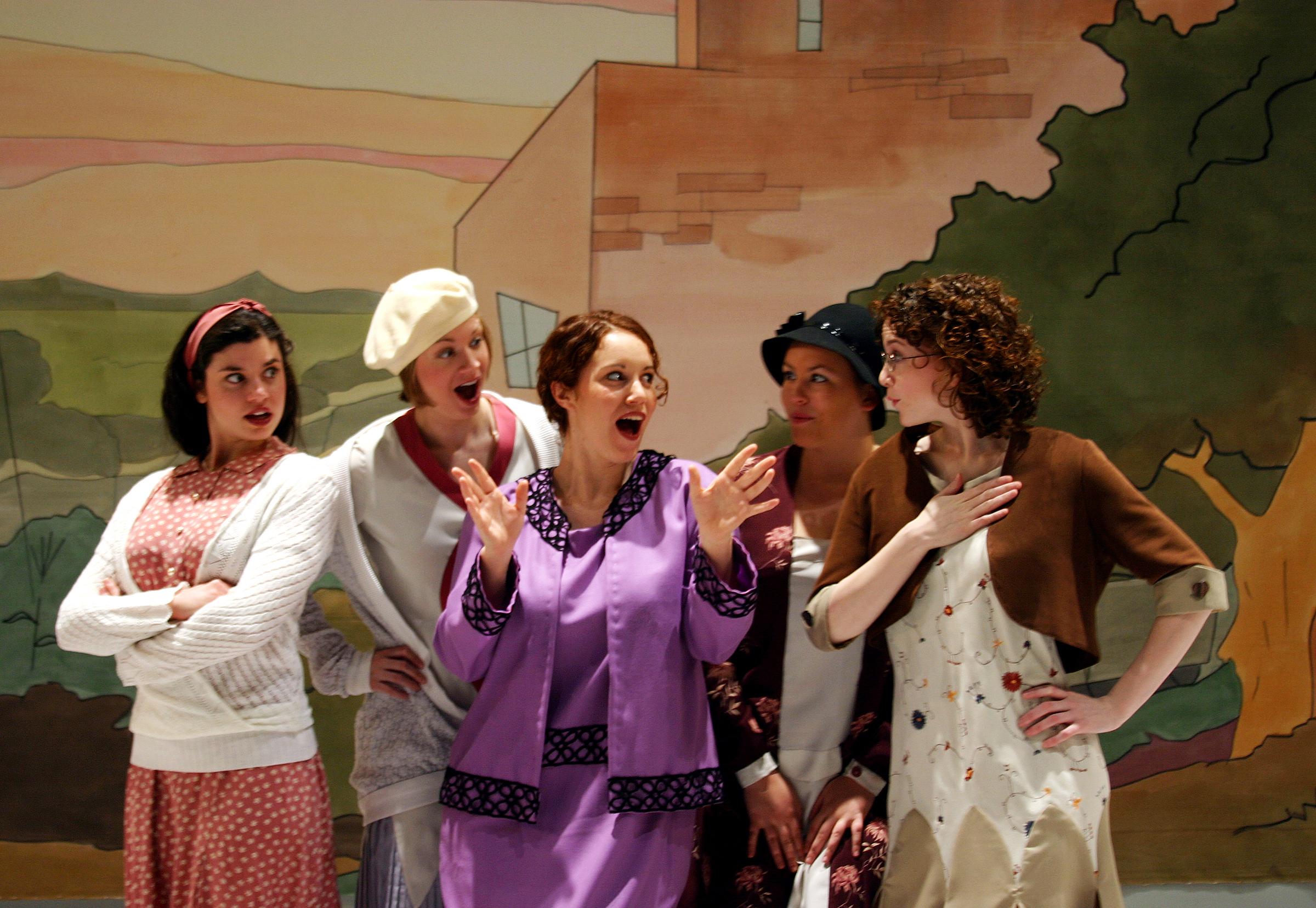 College Widow' to open Purdue's new Hansen Theatre