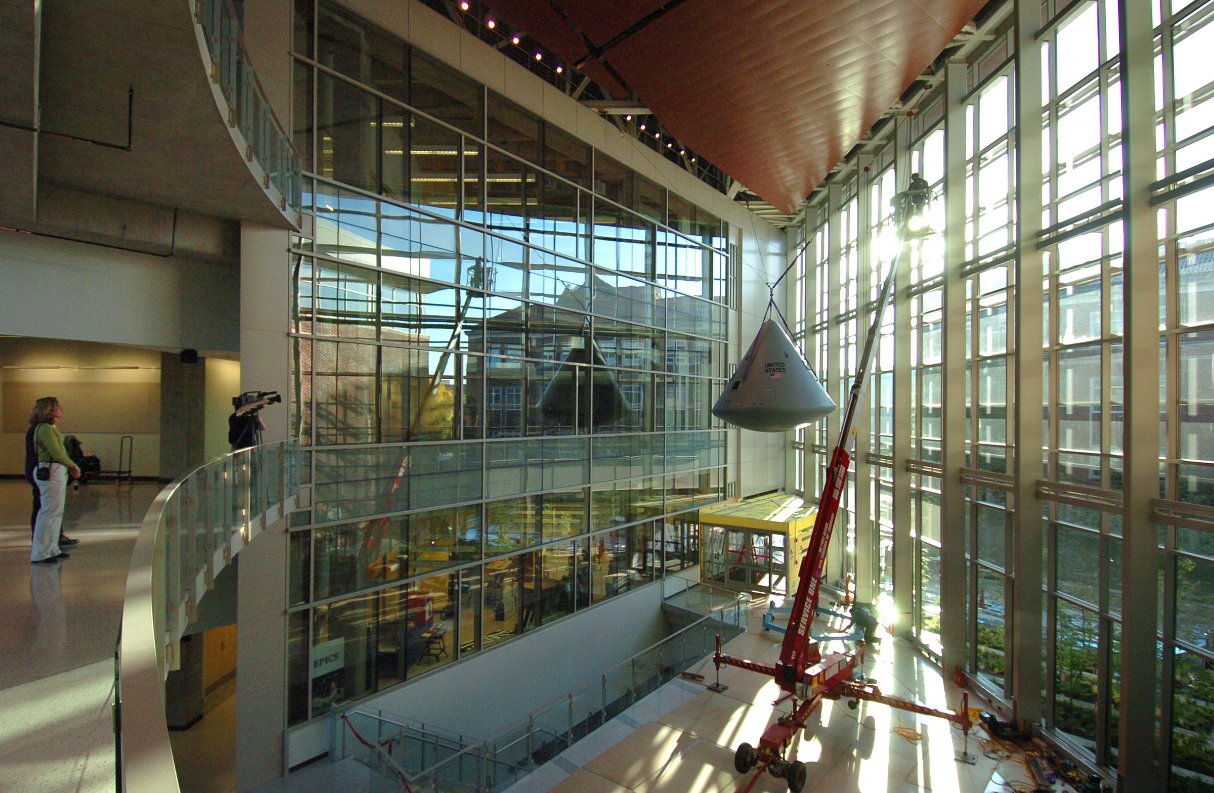 Purdue Biomedical Engineering Building