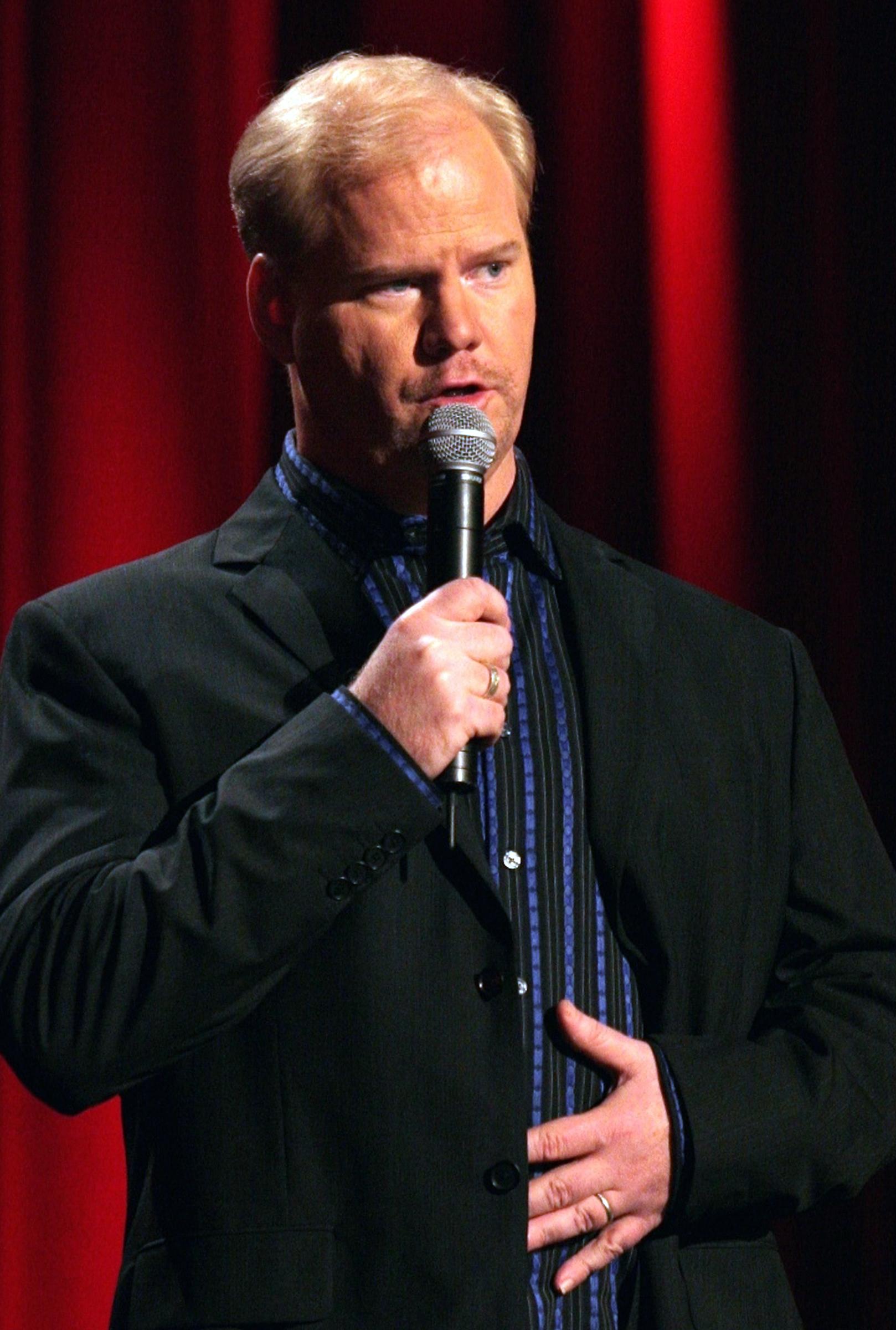 Comedian Jim Gaffigan to perform at Elliott Hall of Music