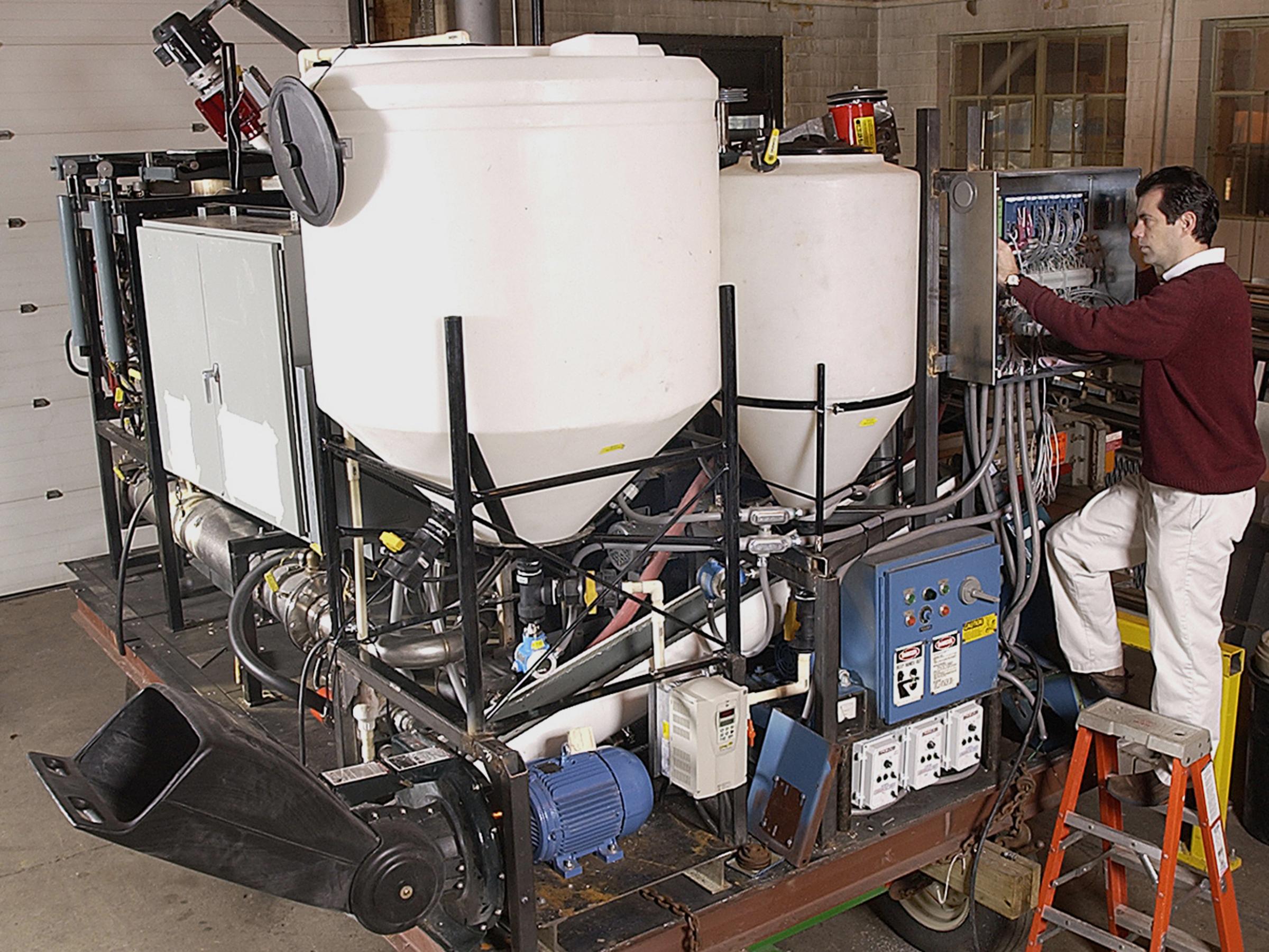 Производство метана своими руками