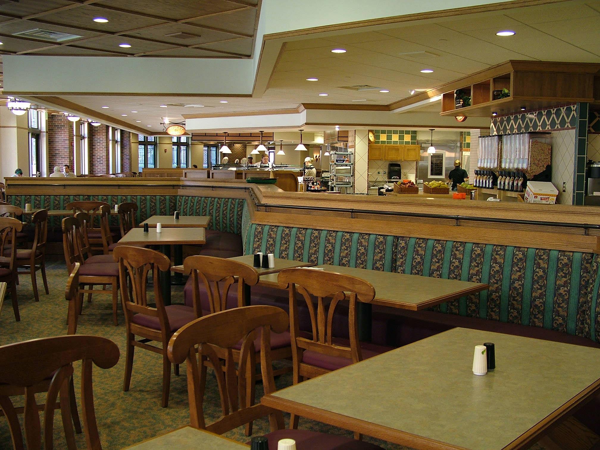 Windsor court dining