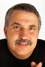 Pulitzer winning journalist Thomas Friedman