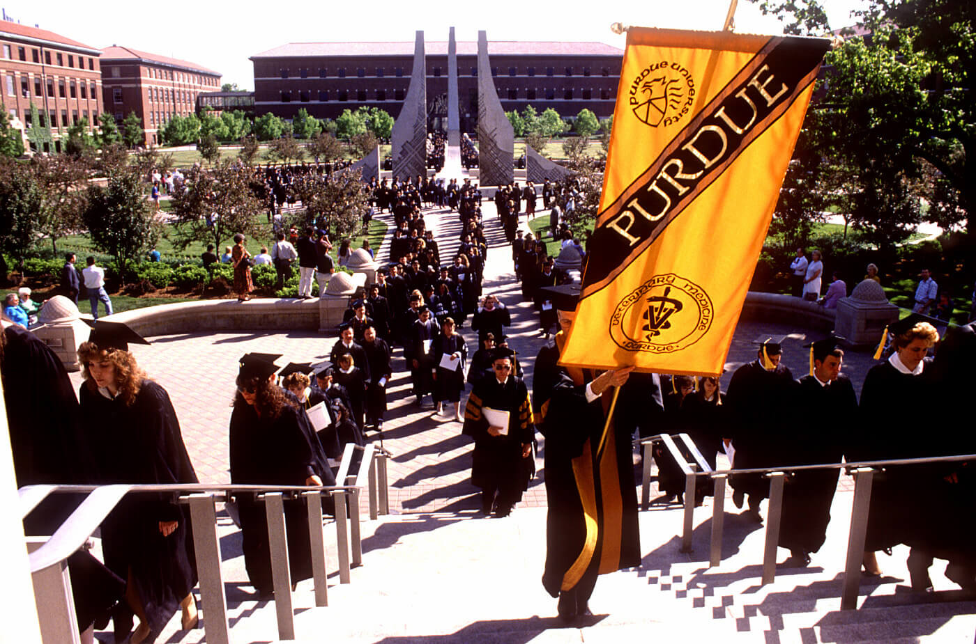 Purdue campuses to host spring commencement ceremonies