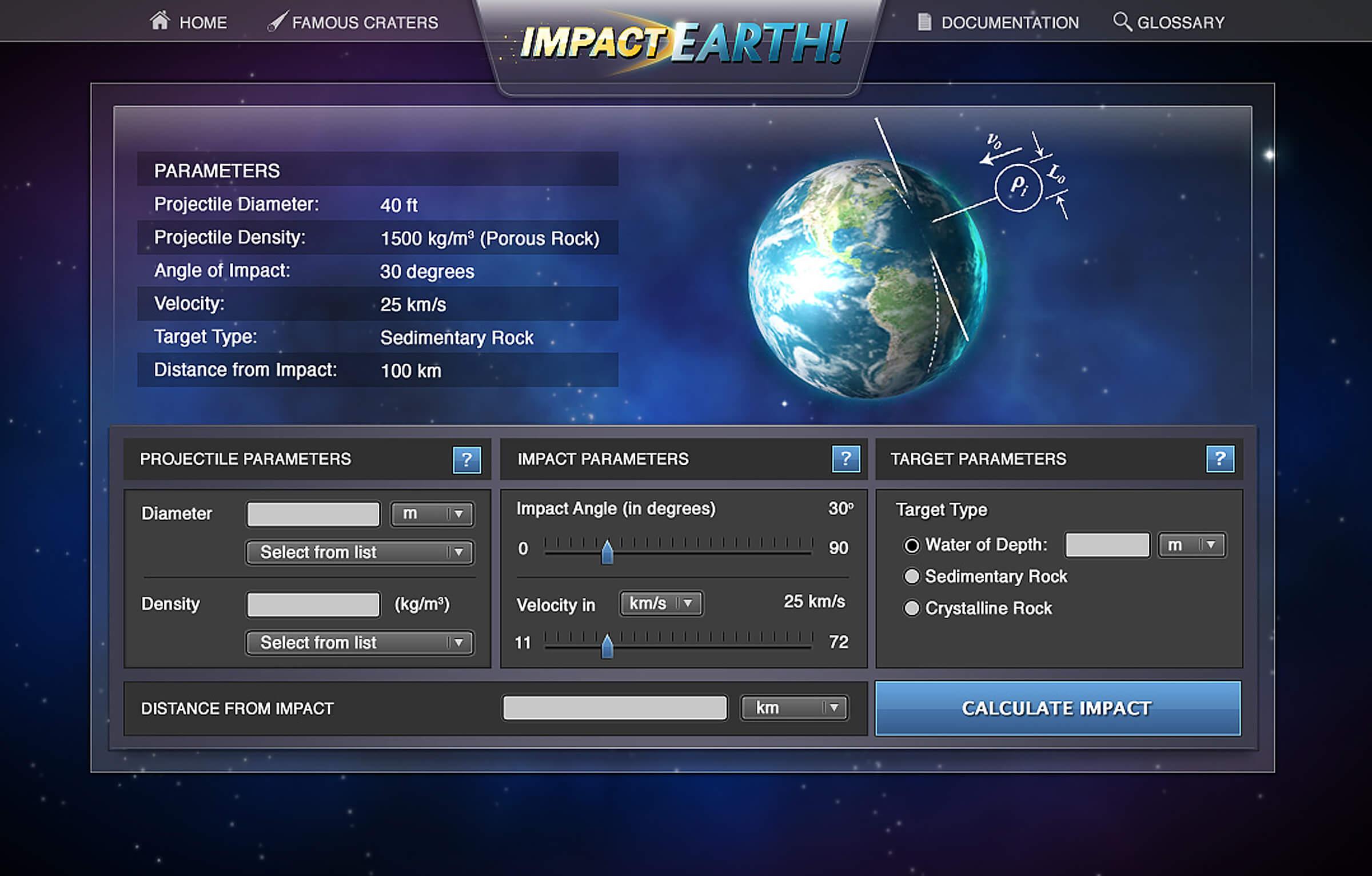 Purdue Unveils  U0026 39 Impact  Earth  U0026 39  Asteroid Impact Effects
