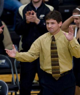 Purdue Profile: Scott Hinkel