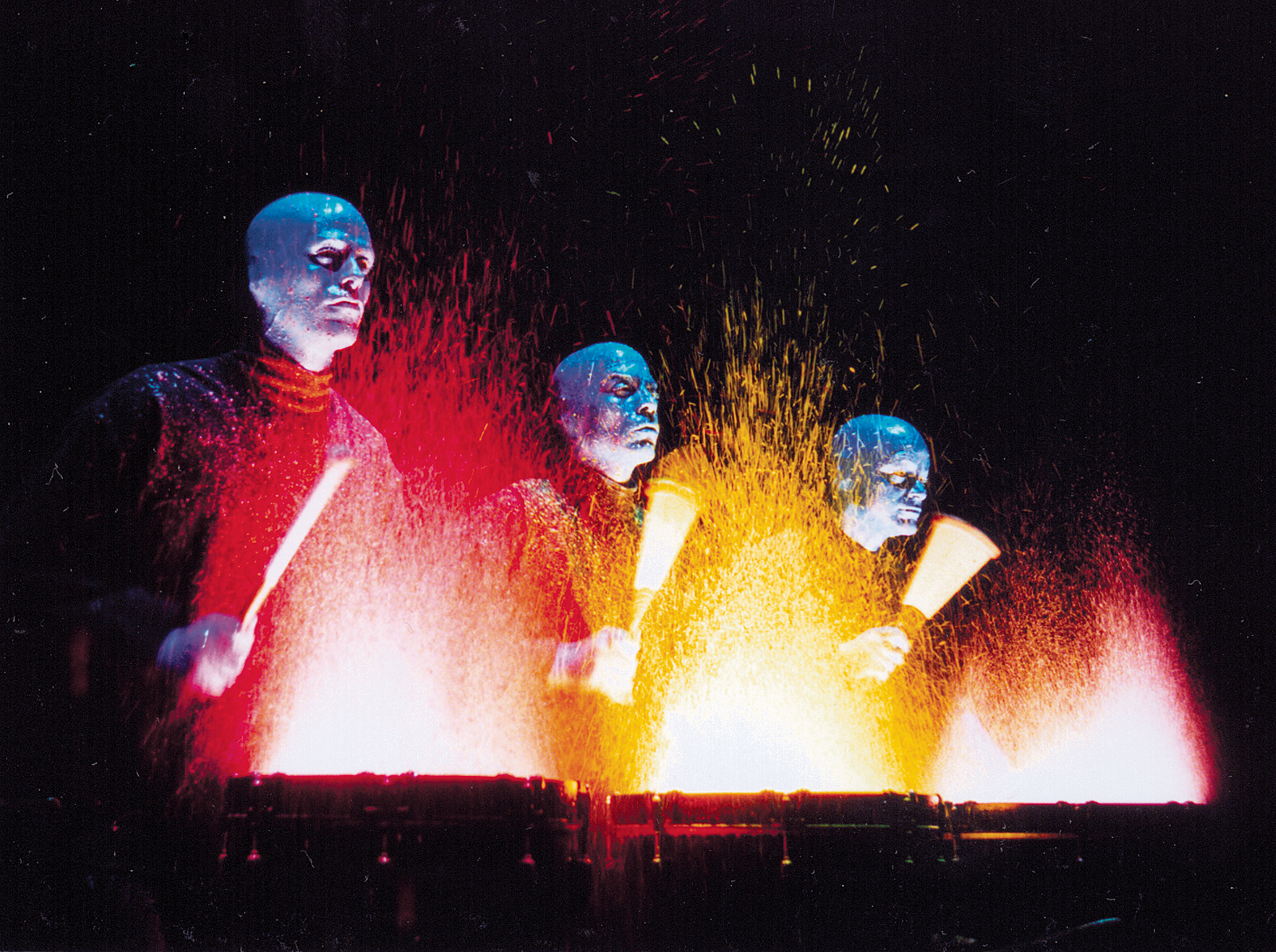 Blue Man Group Video 60
