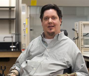 RoboDesk Brad Duerstock