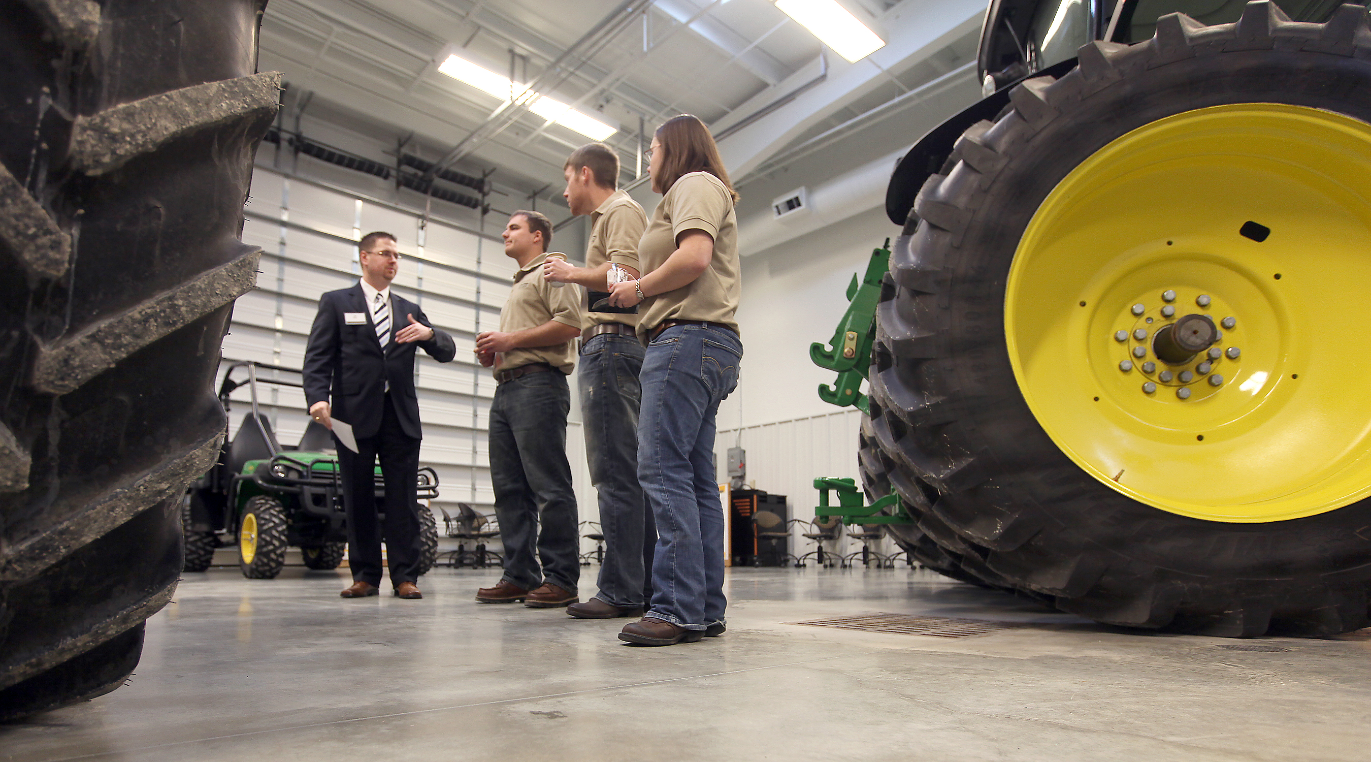 Adm Agricultural Innovation Center At Purdue Opens