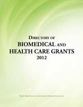 Directory of Biomedical and Health Care Grants