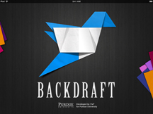 Backdraft iPad app