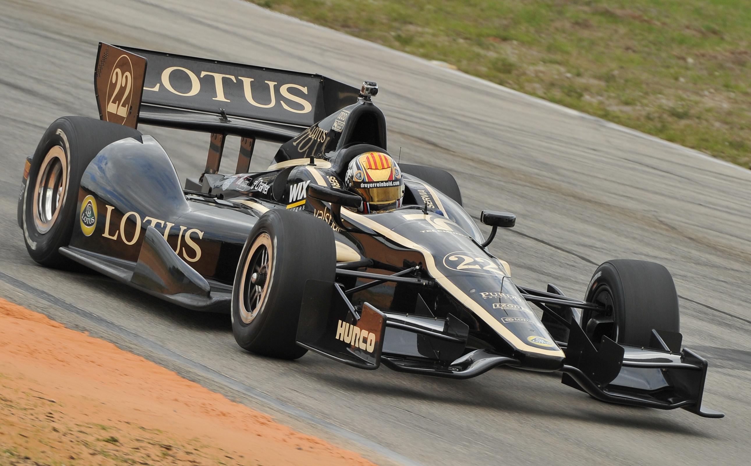 Purdue partners with 3 IndyCar teams for 2012 season