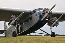 1929 Ford Tri-Motor plane