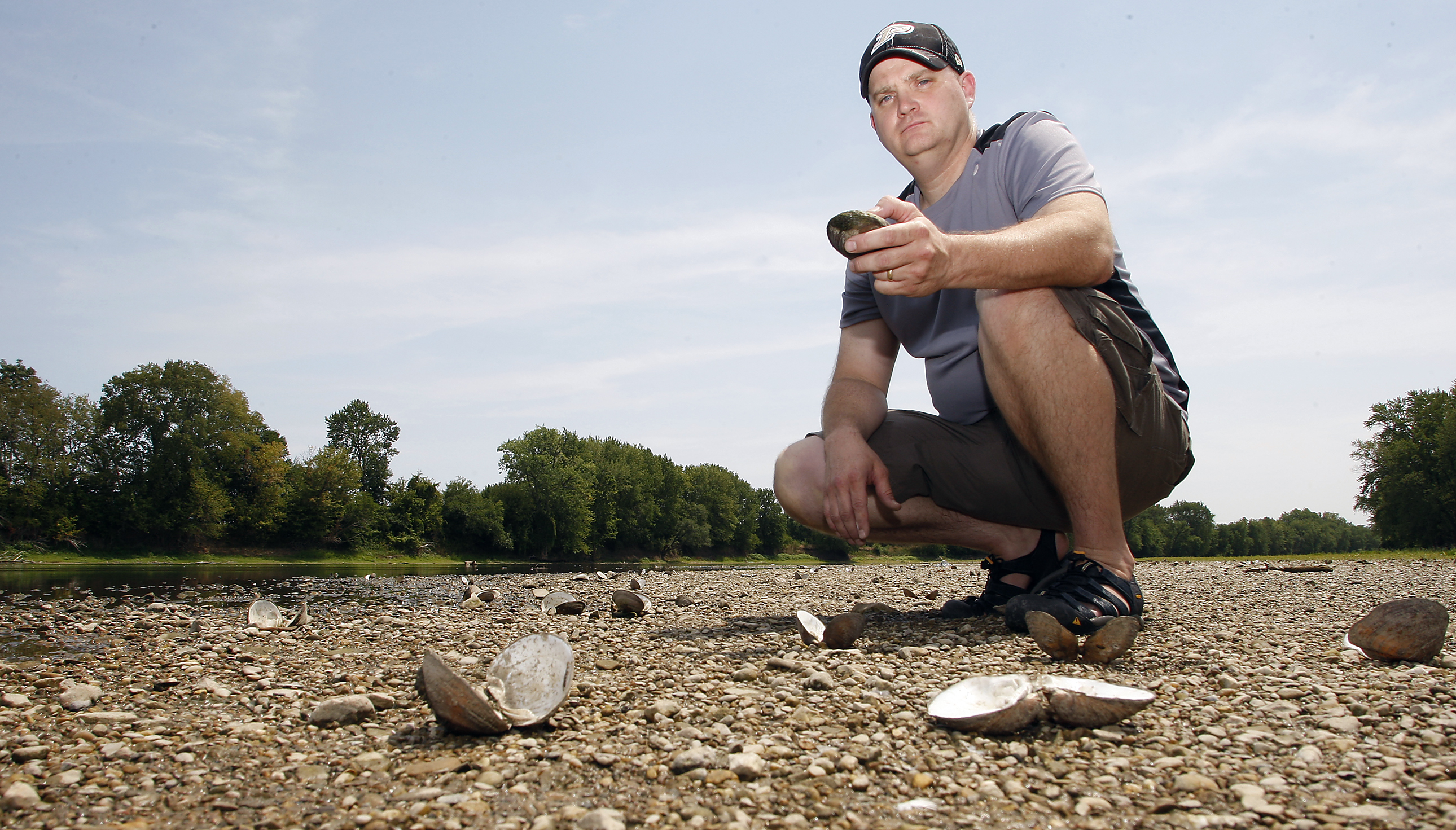 drought has repercussions for indiana fish and wildlife