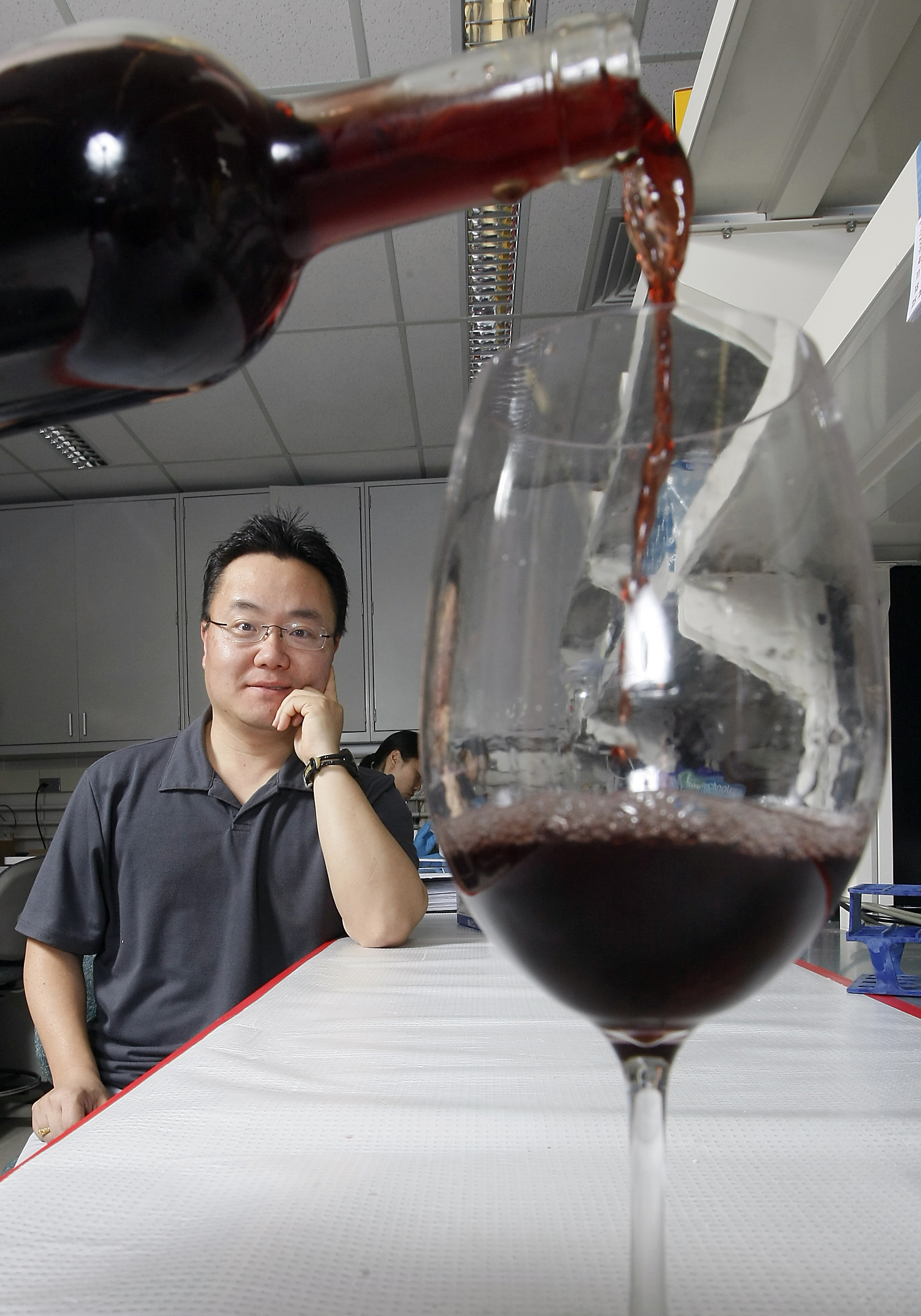 Red wine, fruit compound could help fight obesity