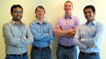 Bearing Analytics team of Purdue students