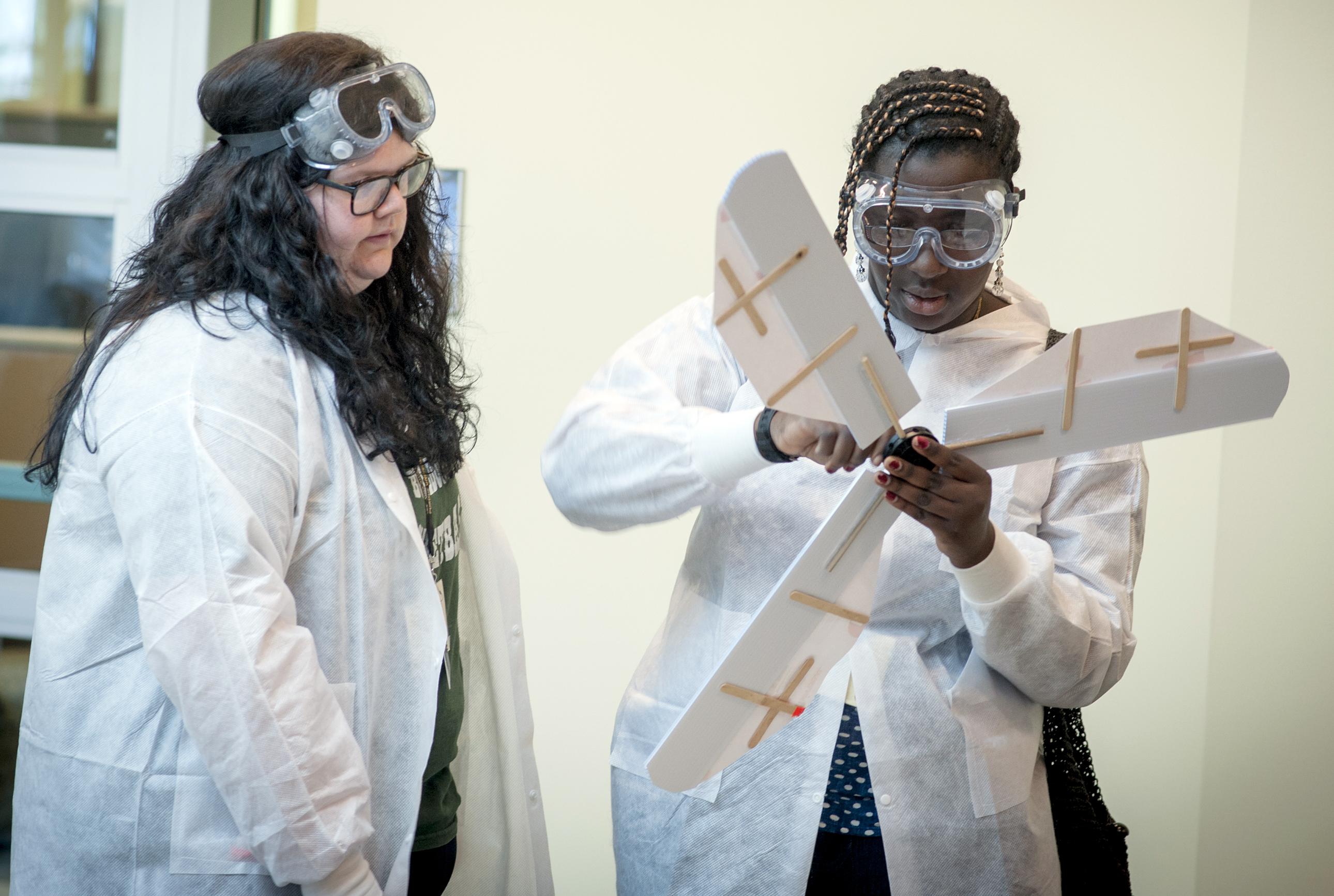 Purdue, Duke Energy expand STEM-focused program for high