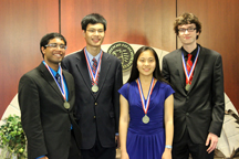 Biology Olympiad Team