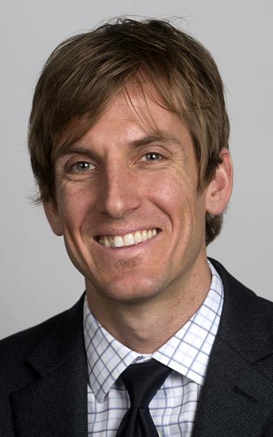 Dr. Bryce Carlson portrait