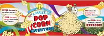 Popcorn exhibit