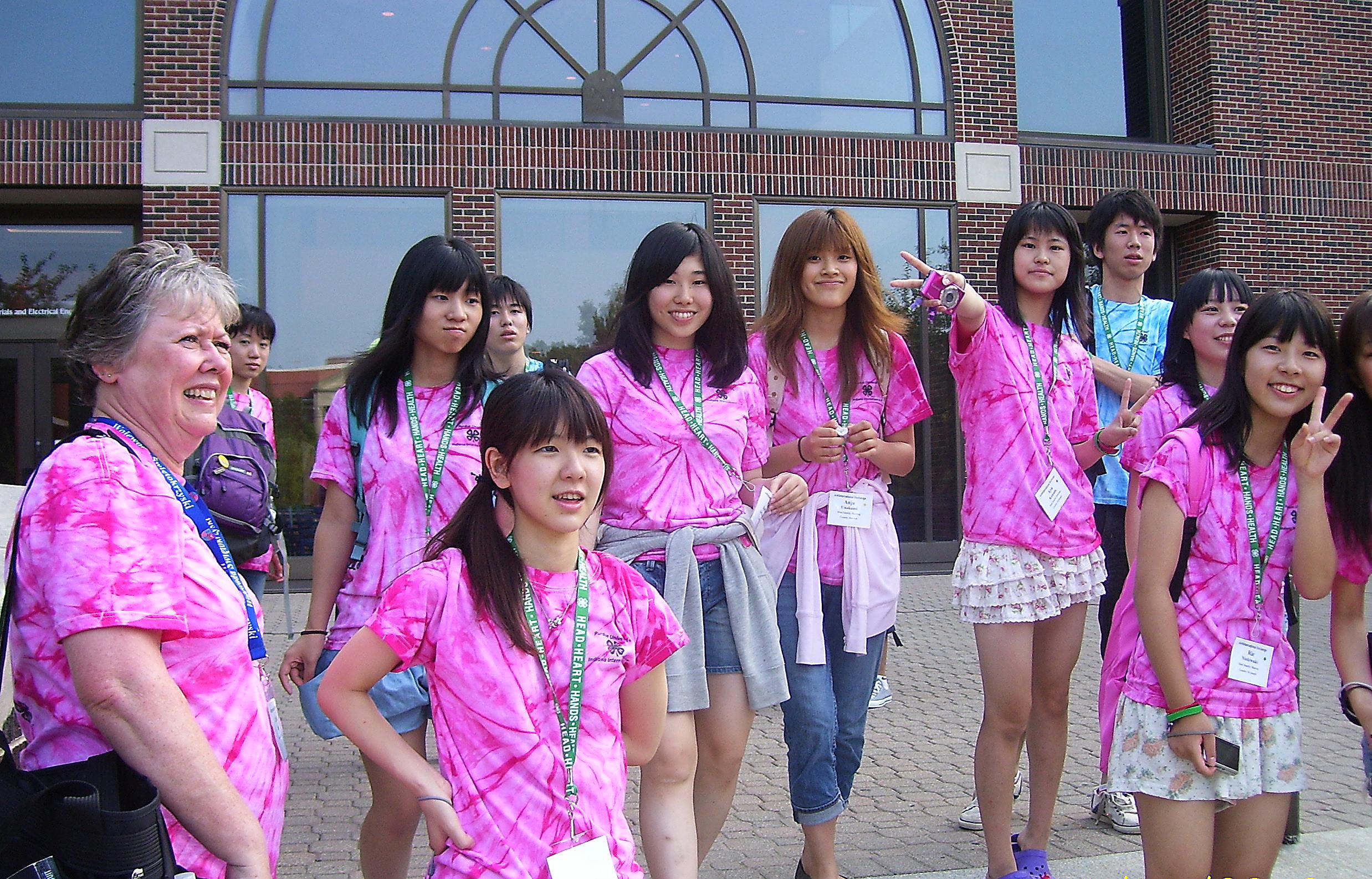 4-H Japanese exchange program creates friendships, memories ...