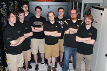 Supercomputing team