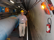 Norbert Neumeister Large Hadron Collider