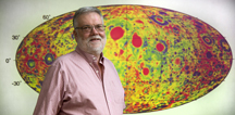 Jay Melosh map moon's gravity field