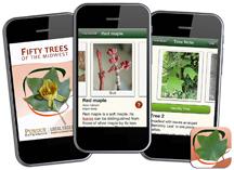 Trees app