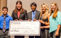 Research Park Entrepreneurship Academy winners