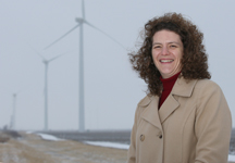 Linda Prokopy wind turbines