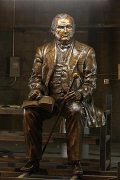 John Purdue statue