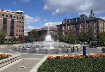 Current image Loeb Fountain