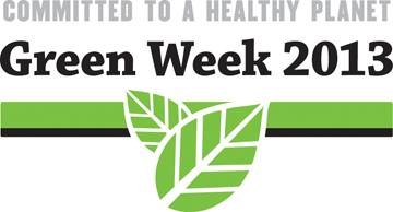 Green Week logo