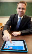 Oliver Wendt SPEAKall device