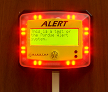 Alertus emergency beacons