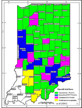 EAB county map