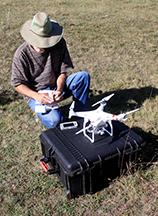 Lindsay drone