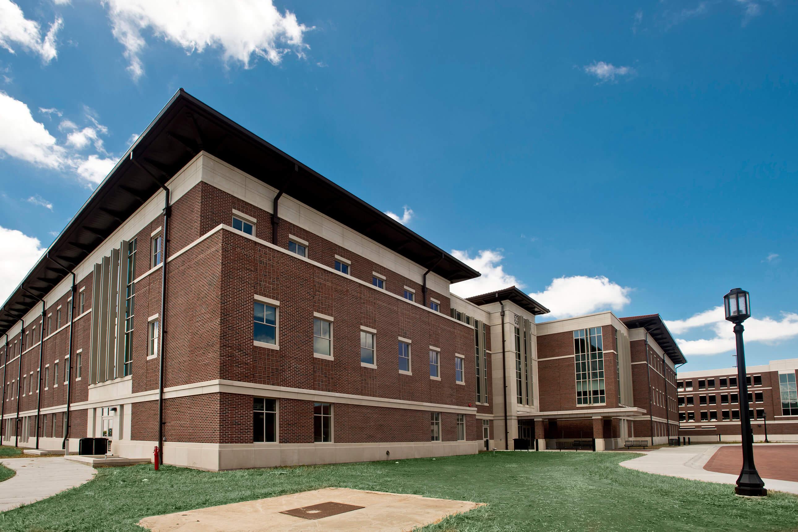 Lyles building